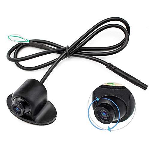 Neborn Mini CCD HD Nachtsicht 360 Grad Auto Rückansicht Vordere Kamera Vorderansicht Seite Unterstützungskamera 12V