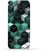 Infinix Zero 2 X509 TPU Silicone Protective Case with Cubes Design