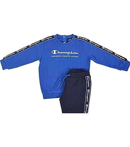 Champion Baby Crewneck Suit. sweatshirt en lange broek. XS 9 maanden 74 cm