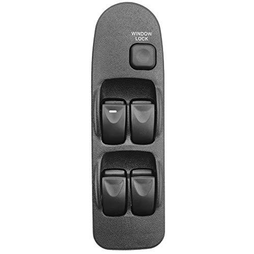 KAOLALI Botonera Elevalunas Compatible para Mitsubishi Carisma 1995-2006 MR740599 Interruptor Elevalunas Delantera Izquierda