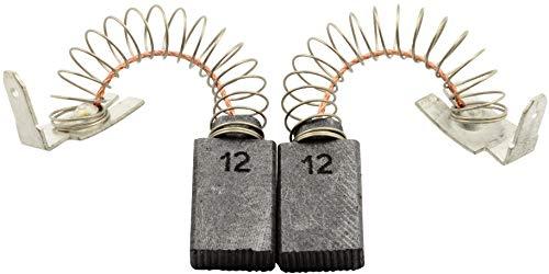 Escobillas de Carbón para HILTI TE72 martillo - 6,3x12,5x19mm - 2.4x4.7x7.5'' - Con dispositivo de desconexión