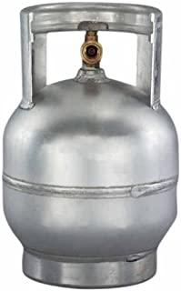 Worthington 299889 10-Pound Aluminum Propane Cylinder With Type 1 With Overflow Prevention Device Valve