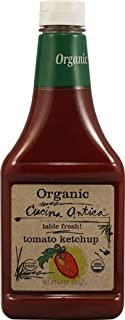 Cucina Antica Organic Tomato Ketchup -- 24 oz - 2 pc