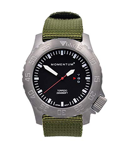 Men's Sports Watch | Torpedo Dive Watch by...