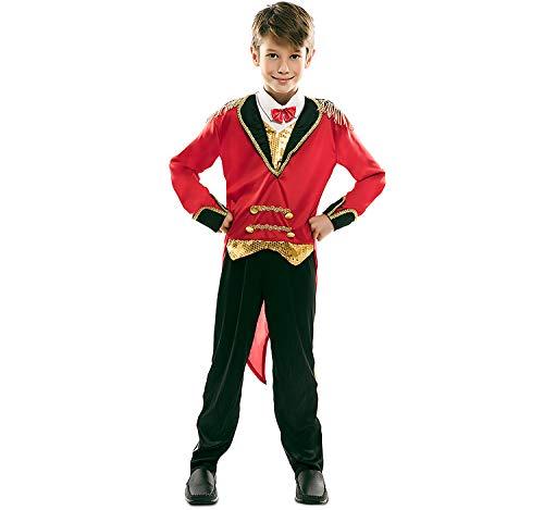 EUROCARNAVALES Disfraz de Presentador de Circo para nio