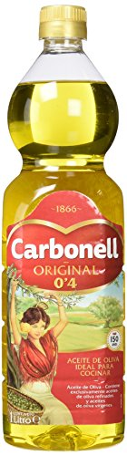 Aceite de oliva refinado 0,4 carbonell Bipack 1l pet