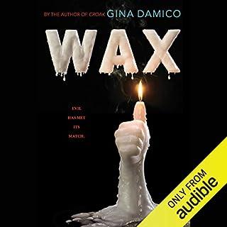 Wax audiobook cover art