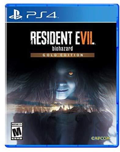 Resident Evil 7: Biohazard – Gold Edition – PlayStation 4