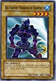 Yu-Gi-Oh! - Sea Serpent Warrior of Darkness (SD4-EN003) - Structure Deck 4: Fury from The Deep - 1st Edition - Common