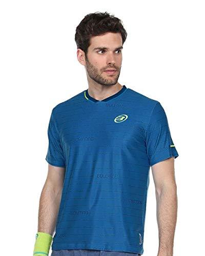 Bullpadel Camiseta Artigas, Hombre, Azul atomico, L