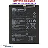 batería Pila Original Huawei P10hb386280ecw vtr-l09al00OEM Interna Bulk año 2018Los Recambio Akku Genuine Battery para móvil