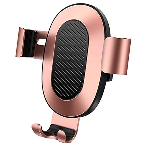 Diaod Monte-Multifuncional Soporte del teléfono del Coche, Universal de la rociada del Montaje del Coche del teléfono del sostenedor del Tablero de Instrumentos (Color : A)