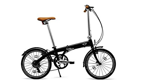 Testsieger im Klapprad Test: BMW Mini Folding Bike