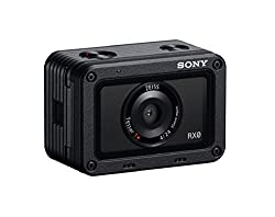 Sony Cybershot RX0 Action Cam
