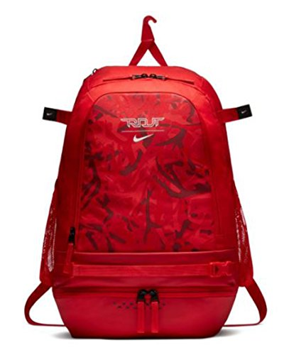 Trout Vapor Baseball Backpack OSFA Red