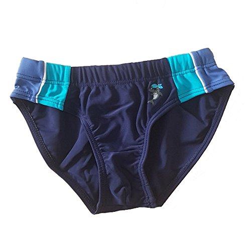 lupilu peuters jongens zwembroek zwembroek blauw donkerblauw