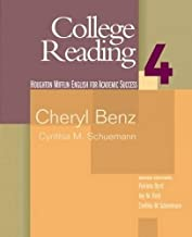 College Reading: Houghton Mifflin English for Academic Success, Vol.4