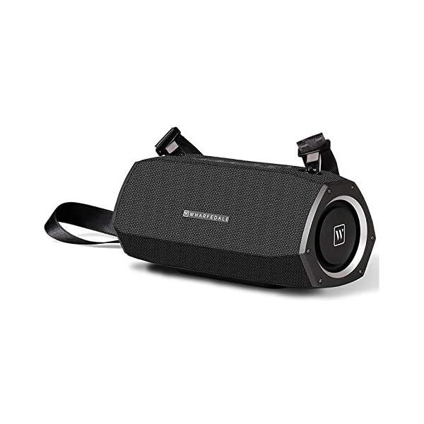 Waterproof Bluetooth Speaker, TWS Wireless Speaker with 45W Powerful Bass, Rugged Speaker with 15000mAh Battery, HD Speakerphone, Powerbank for Party Outdoor Camping … 3