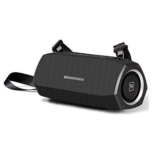 Wharfedale - Altavoz Bluetooth resistente al agua, TWS Wireless Speaker with 45...