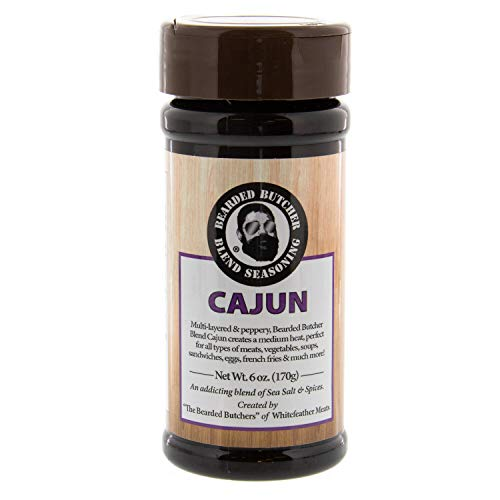 Cajun Blend Seasoning, Delicious Flavor, Versatile, Gluten Free, Low Calorie, No MSG