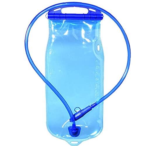 PiniceCore Vejiga De Hidratación, Vejiga De Agua para Paquete De Hidratación, Paquete De Hidratación a Prueba De Fugas 2l Agua Vejiga, Senderismo Hidratación Vejiga para Mochilas