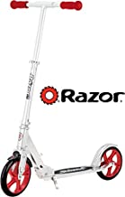 Razor A5 LUX Kick Scooter - Red - FFP