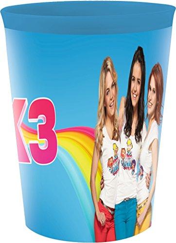 K3 Drinkbeker, Blauw