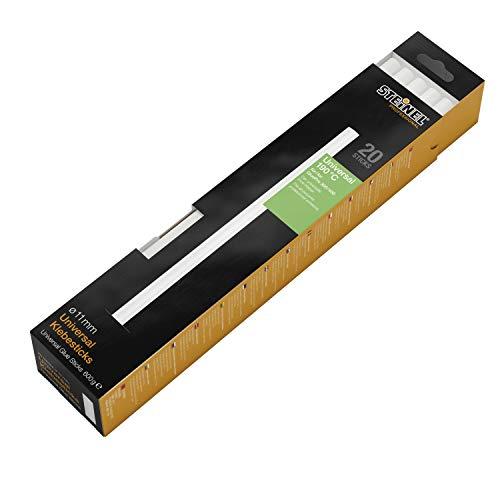 Steinel 05009211mm de diámetro, pegamento universal de pegamento termofusible pegamento, color blanco