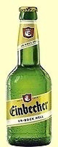20 Flaschen a 0,33L Einbecker Ur-Bock hell 6,5% Bier Ur Bock inc. 1.60€ MEHRWEG Pfand