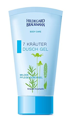 Hildegard Braukmann Body 7-Kräuter-Duschgel, 3er Pack (3 x 150 ml)