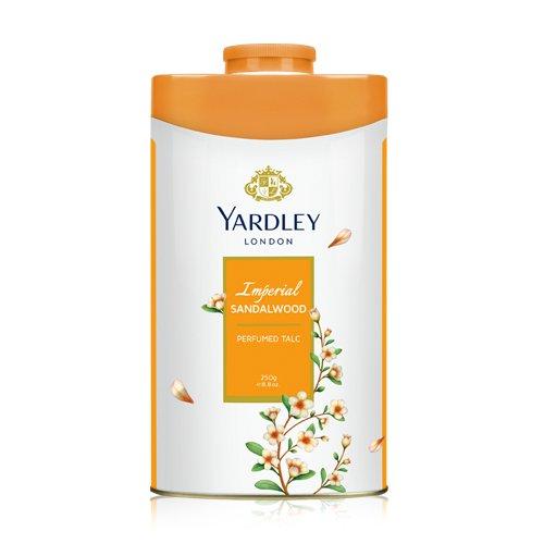 OMG-Deal Yardley London Imperial Sandalwood geparfumeerd talkpoeder 250g/8.8oz