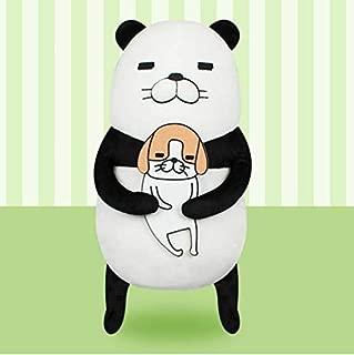 パンダと犬 BIGぬいぐるみ スティーヴンスピルハンバーグ