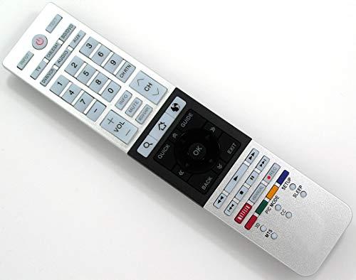 Ersatz Fernbedienung for Toshiba TV CT-90429 CT90429 75034212