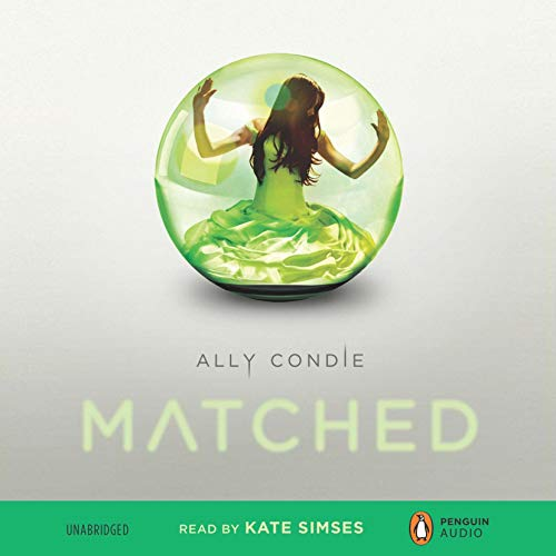 Matched Audiobook By Ally Condie cover art