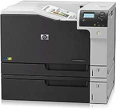Color Laserjet Enterprise M750DN Wide Format Color Laser Printer/Toner Value Bundle Pack (D3L09A-RC) (Renewed)