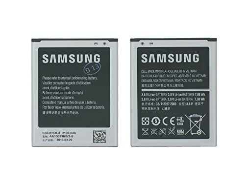 Batterie pour Téléphone portable - Samsung Batterie Galaxy Grand I9080 / Grand Lite I9060 / Grand Duos I9082 - Batterie 2100 mAh pour Samsung Galaxy Grand I9080 / Grand Lite I9060 / Grand Duos I9082