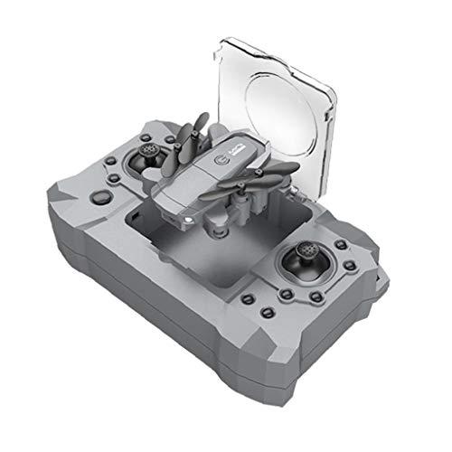 Canjerusof Mini-Drohne Faltbare Quadcopter mit 1080P Kamera HD-KY905 Drone Spielzeug One Key Return Luftaufnahmen Quadcopter Fernbedienung Spielzeug für Erwachsene Kinder
