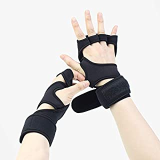 Wrist Support Neoprene Gloves for Gym Workout Fitness Training,Custom Baseball Bating Workout Gloves Weight Lifting