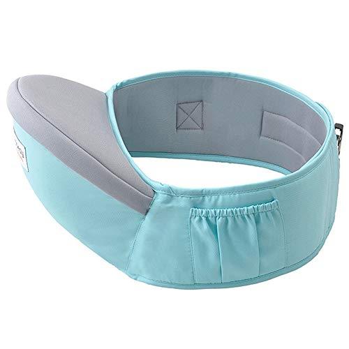 Mabor Cinturón de bebé, taburete de cintura, asiento de bebé, asiento de cadera, taburete de cintura, marcos de vientre, cojín de asiento, mochila cinturón de bebé, asiento cómodo y transpirable