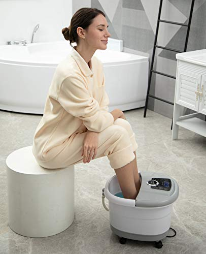 MUCHOO Foot Spa and Massager