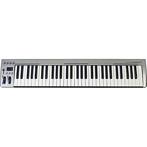 Best Prices! Acorn Instruments Masterkey 61 USB MIDI Controller Keyboard +Picks - ME90710