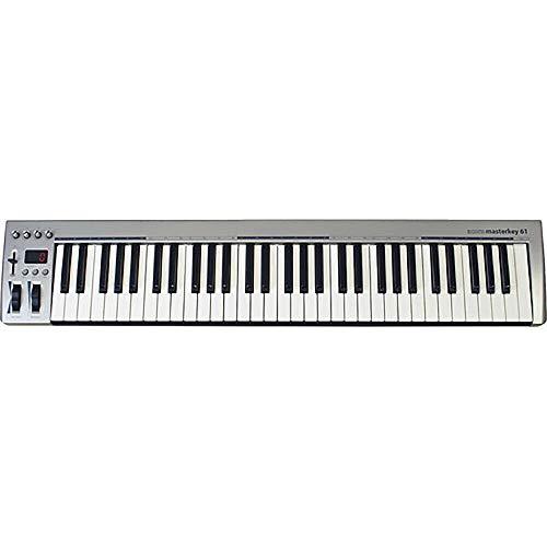 Best Prices! Acorn Instruments Masterkey 61 USB MIDI Controller Keyboard +Picks - ME90710