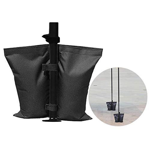 LAOOWANG Festzelt Sandsack Gewichte Tasche Outdoor Sonnenschirm Sandsack zur Verankerung Pop-up Baldachin Zelt Sonnenschirm Outdoor Unterstand Festzelte Marktstände