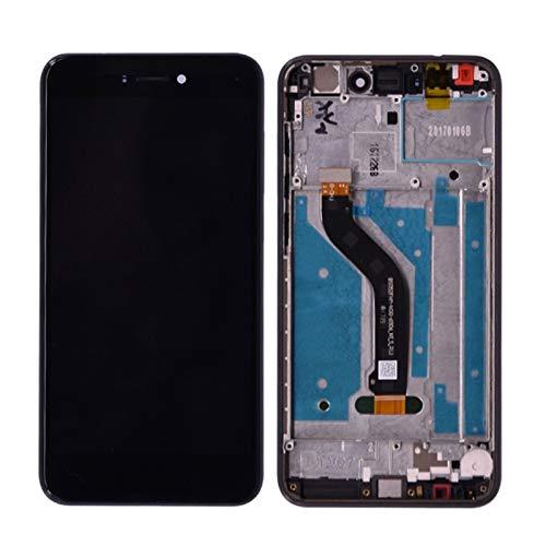 CjYeSS Pantallas LCD para teléfonos móviles Muestra LCD Montaje digitalizador de Pantalla táctil con Marco/Ajuste para Huawei P9 Lite 2017 / Fit para Huawei P8 Lite 2017 Pantalla LCD