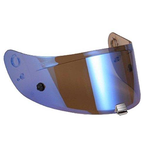 HHJ20H7M01700 - HJC HJ-20M Visor Iridium Blue (Pinlock Ready) (RST Blue)