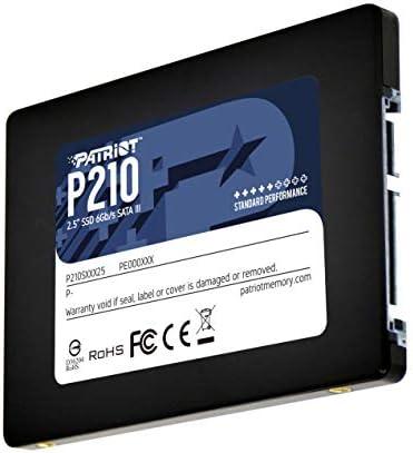 Patriot P210 Interne Solid State Drive 2tb Ssd Sata 3 Computer Zubehör