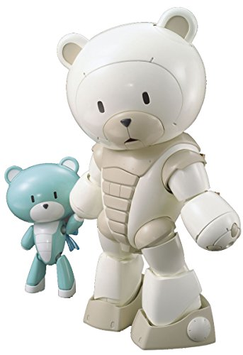 Bandai Hobby HGBF Beargguy III Kai Build Fighters Try Action Figure