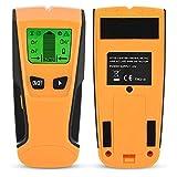 SALUTUY Detector de Cables en Vivo 3 en 1 Escáner de Centro de Pared de Madera preciso Multifuncional Kit de Herramientas de CA de Metal Inteligente