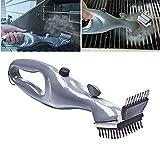HNZNCY Grillreinigungsbürste, Grillreiniger, Wasserspray, Grillwerkzeug, einfachere und effektivere Reinigung