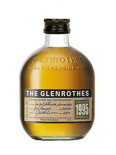 The Glenrothes 1995 Speyside Vintage Single Malt Whisky (1 x 0.1 l)